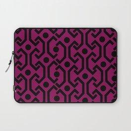 Ethnic Pattern (Purple) Laptop Sleeve
