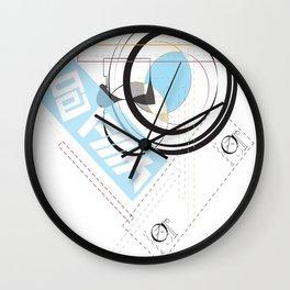 .signature Wall Clock