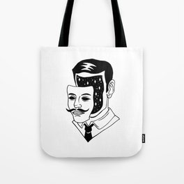 Head Space Tote Bag