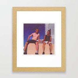 SKA Framed Art Print