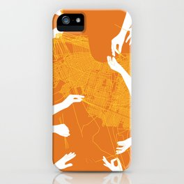 Crescent City Pull iPhone Case