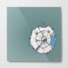 Urchin Metal Print