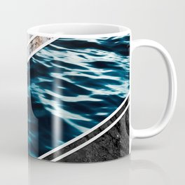 Striped Materials of Nature IV Coffee Mug