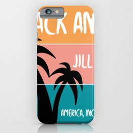 Jack Jill of America, inc 1938 iPhone Case