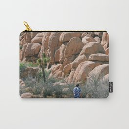 Towards the rocks Carry-All Pouch