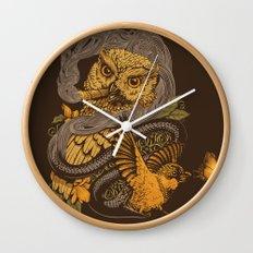 BIGMEAL Wall Clock
