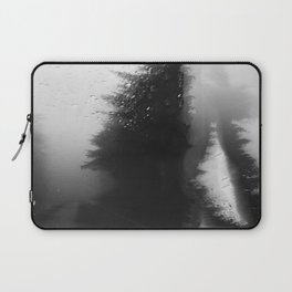 What Lies Down Hidden Rain Drenched Paths Laptop Sleeve