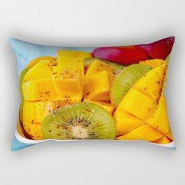 Fruit Bowl Rectangular Pillow