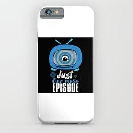 Series Junkie iPhone Case