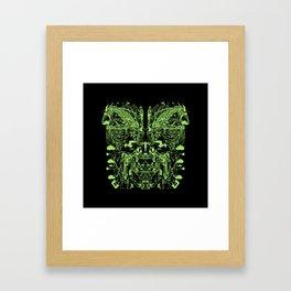 Mask (Shield) Framed Art Print