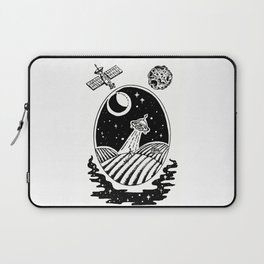 UFO Farm Sighting Laptop Sleeve