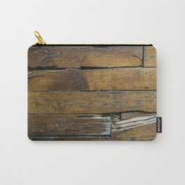 Hardwood - Nabisco Building, Houston Carry-All Pouch