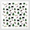 Moose Bear by christinarollo