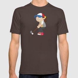 Non Olympic Sports: Golf T-shirt