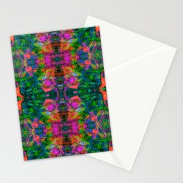 Nausea 1969 III (Ultraviolet) Stationery Cards