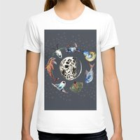 cosmic T-shirts featuring Cosmic by AnnaW