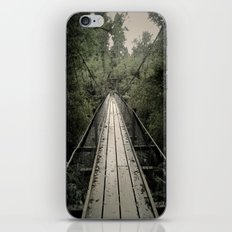 Forest Bridge iPhone & iPod Skin