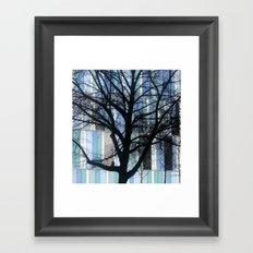 tree (Munich) Framed Art Print