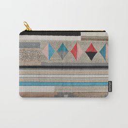 V44 Cool Moroccan Boho Design Carry-All Pouch