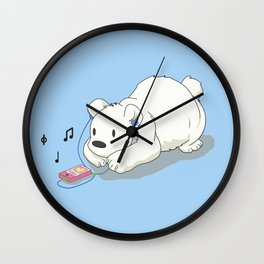 Polar Beats Wall Clock