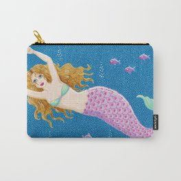 Magical Mermaid Carry-All Pouch