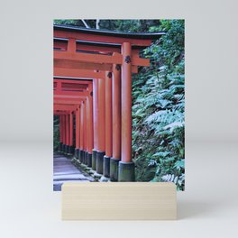 Inari Gates Galore Mini Art Print