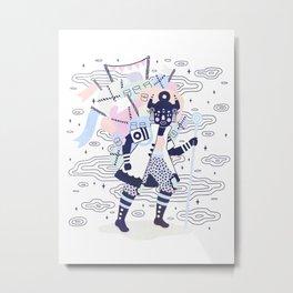 Dream Nomad Metal Print