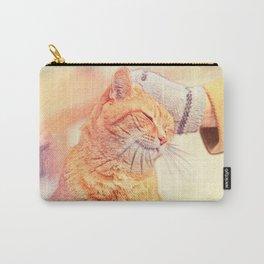 Cute Cat in Hallstatt Carry-All Pouch