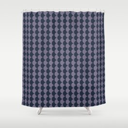 Geometric Pattern #009 Shower Curtain