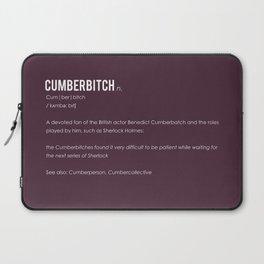 Cumberbitch Laptop Sleeve