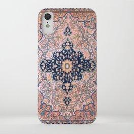 Sarouk  Antique West Persian Rug Print iPhone Case