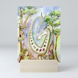 Springbock Mini Art Print