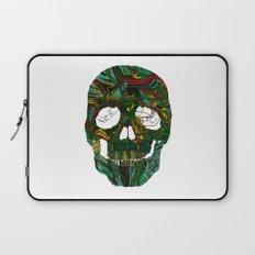 Skull No.7 Motherboard Laptop Sleeve