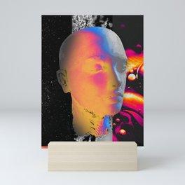 Sad Boy Mini Art Print