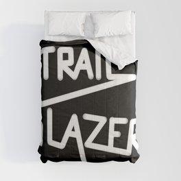 Trailblazer B&W Comforters