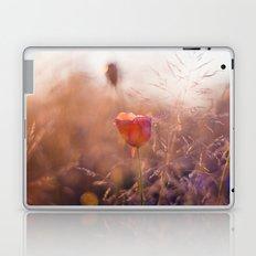 Mohntag am Freitag Laptop & iPad Skin