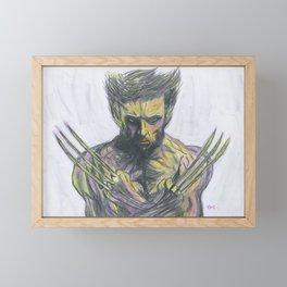 Xwolverine Framed Mini Art Print