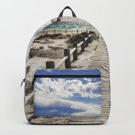 """To the beach..."" Cabo de Gata Backpack"
