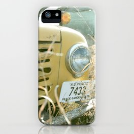 Old Car iPhone Case