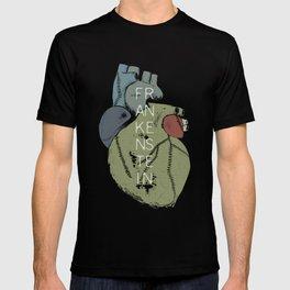 BOOKS COLLECTION: Frankenstein T-shirt