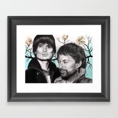 GREENWOOD & YORKE Framed Art Print