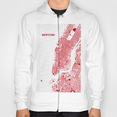 LOVE NEW YORK Hoody