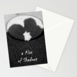 A Kiss of Shadows Stationery Cards