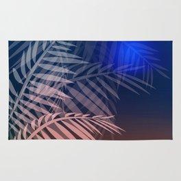 Tropical night Rug