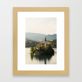 Slovenia II Framed Art Print