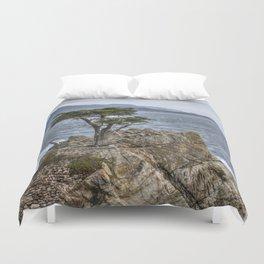 A Cypress Tree Duvet Cover