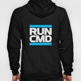 run CMD Hoody