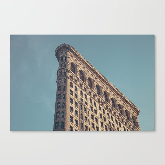 Flatiron - NYC Canvas Print