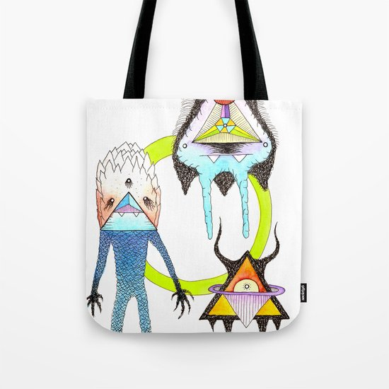 The Wildfire Connection Tote Bag