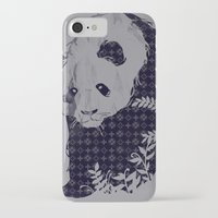 brand new iPhone & iPod Cases featuring New Brand Panda by Tobe Fonseca